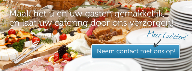 Catering in Rotterdam